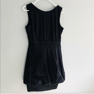 ASOS | Navy Pleated Dress